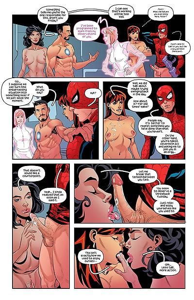 Invincible Iron Spider