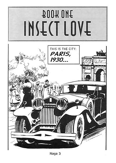 Naga 1 - Insect Love - part 6