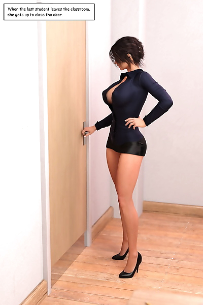 Crazysky3d- Monica A Teacher With Passion