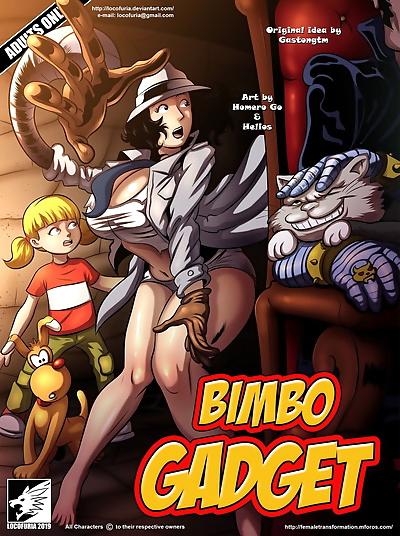 Homero Go- Bimbo Gadget