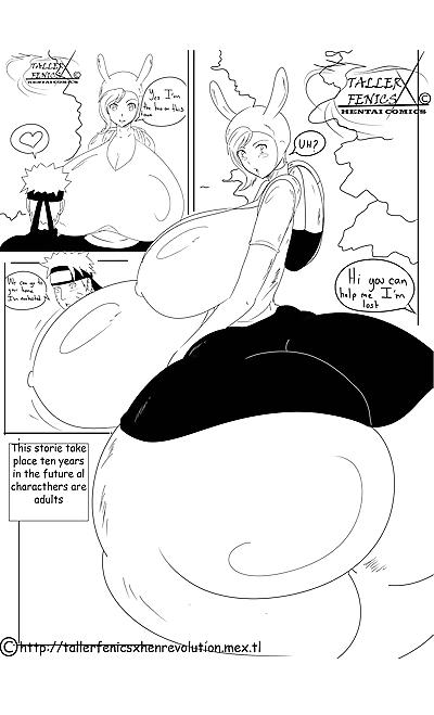 Fiona the Horny