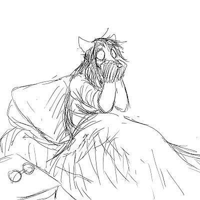 Demon Opossum Girl - part 3
