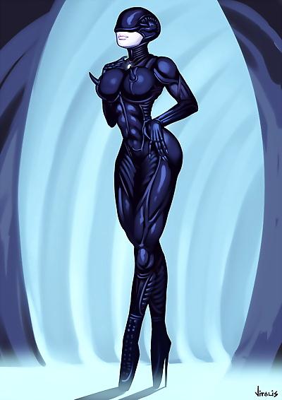 Vitalis Xenomorphosis: Dark..