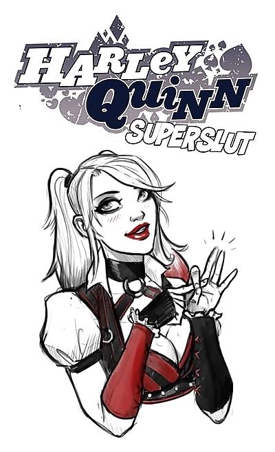 DevilHS Harley Quinn..
