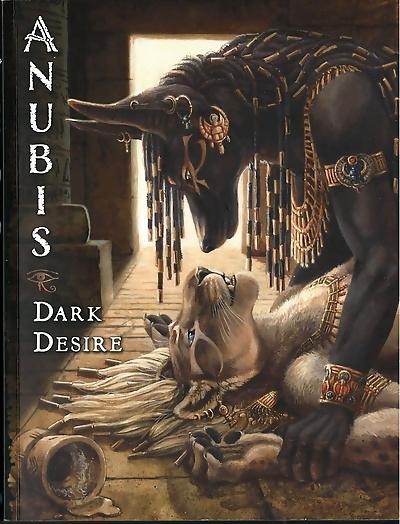 Anubis: Dark Desire Anthology