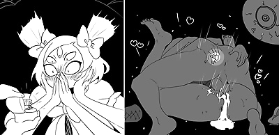 Undyne and Muffet Journal -..