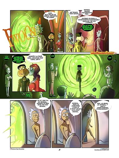 Quagmire Into The Multiverse..